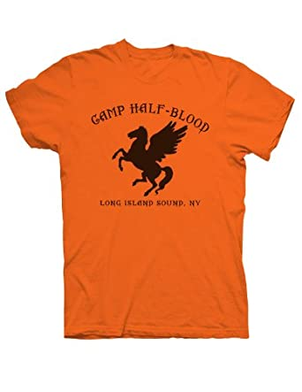 Amazon.com: Youth Camp Half-Blood T-shirt: Clothing