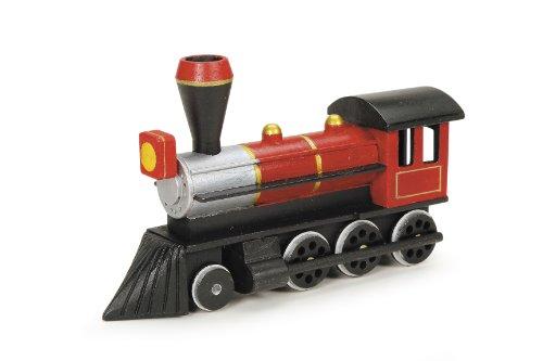 DARICE 9193-03 Premium Wood Kit, Steam Engine