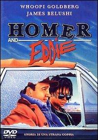 homer and eddie dvd Italian Import