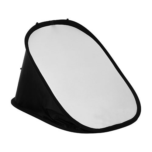 Fotodiox 11-Soft-Kick-Bowens Fotodiox Pro 20-Inchx30-Inch Back Light Softbox, Ideal for Backdrop Kicker Light fits Bowens Gemini Standard, Classica Powerpack, R Series, Rx Series and Pro Series Strobe Flash Light, Background - Black