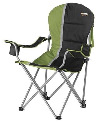 Vango Corona Folding Camping Chair - Herbal Green