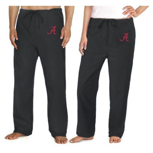 University Of Alabama Scrubs Pants Bottoms Lg- Alabama Crimson Tide Men Ladies front-1013812