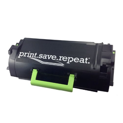 Print.Save.Repeat. Lexmark 521