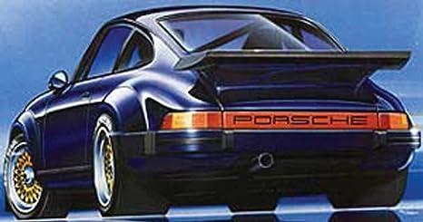 Heller - 80714 - Construction Et Maquettes - Porsche 934 - Echelle 1/24ème