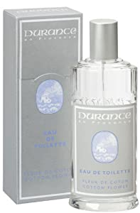 Durance De Provence Eau De Toilette Edt Spray 100Ml - Cotton flower