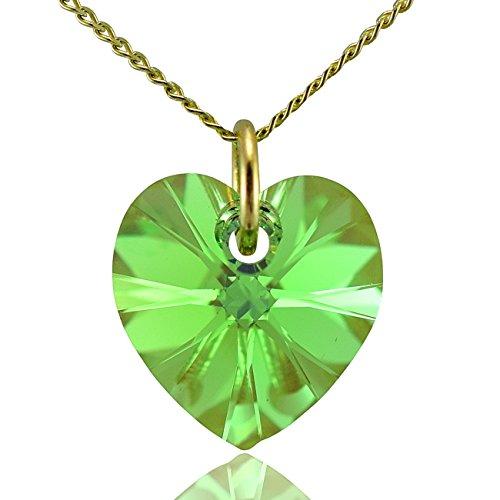 jewellery-joia-9k-375-oro-giallo-cuore-cangiante-verde-peridoto-cristallo