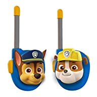 Paw Patrol Chase and Rubble Character…