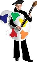 Kid's Artist Costume (Size: Standard 7-10)