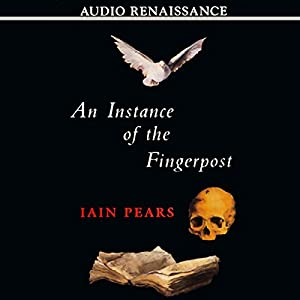 An Instance of the Fingerpost Audiobook
