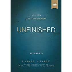 Unfinished  DVD Only: Believing Is Only the Beginning