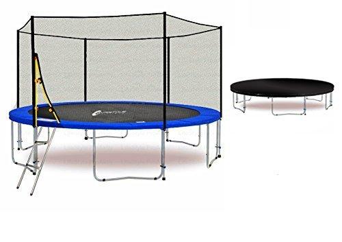 trampoline lifestyle proaktiv 400 cm meilleur loisir. Black Bedroom Furniture Sets. Home Design Ideas