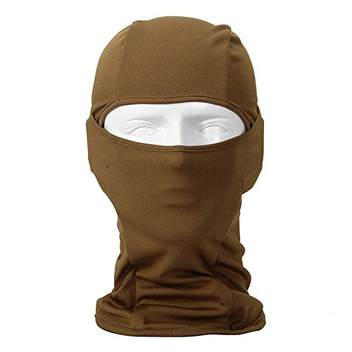 Candy Color Ultra Thin Ski Face Mask – Great Under A Bike / Football Helmet -Balaclava LL56-3