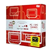 NEW FC DUAL (ニューエフシーデュアル) ファミコン・スーパーファミコン互換機