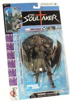 The Soultaker McFarlane Action Figure