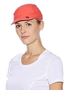 Mountain Hardwear Women's Chiller Ball Cap, Red Hibiscus, Large