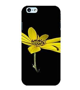 PrintVisa Flower Design 3D Hard Polycarbonate Designer Back Case Cover for Apple iPhone 6S