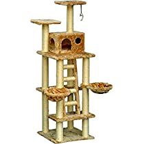 72 CASITA - FUR Cat Condo tree Furniture Tower