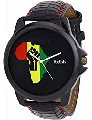 Relish Black Collection Analog Watches For Men - RELISH-502