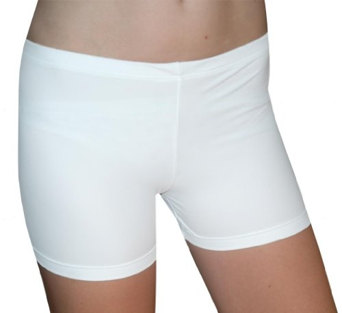 ... Spandex Shorts , 3″ Inseam, White, X-Small in Ray County, Missouri