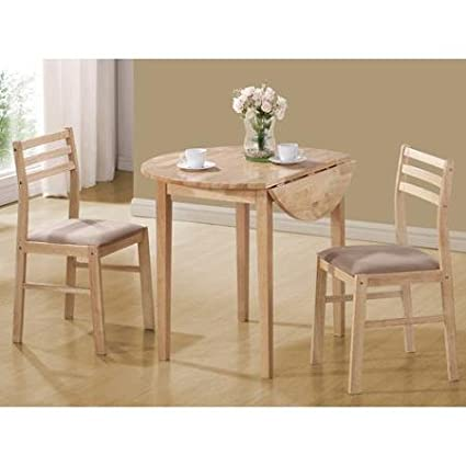 Harrison Dining Set for 2 with Drop Down Leaf