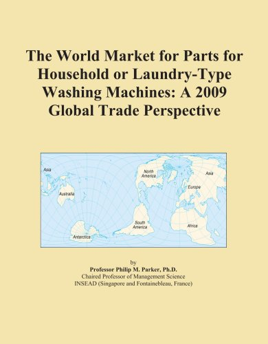 The World Market For Parts For Household Or Laundry-Type Washing Machines: A 2009 Global Trade Perspective front-451679
