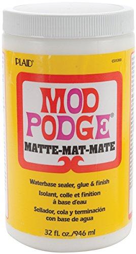 Plaid Mod Podge Matte, 32-Ounce