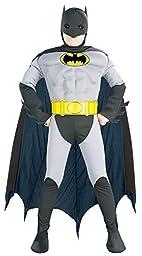 DC Comics Deluxe Batman Muscle Chest Costume Toddler/Child