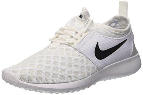 Nike Wmns Juvenate Scarpe da corsa, Donna, Multicolore (White/Black), 38 1/2