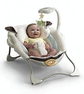 Fisher Price My Little Lamb Deluxe Infant Seat