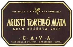 2007 Agusti Gran Reserva Blend - Sparkling Penedés 750 mL