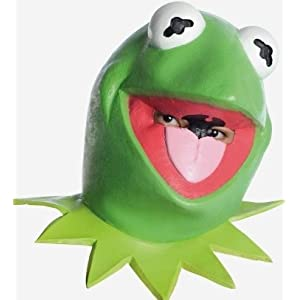 Kermit the Frog Mask