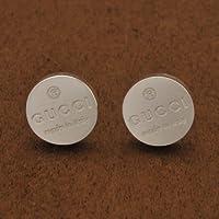GUCCI 163123-J8400-8106 GUCCI SILVER ピアス  グッチ アクセサリー(並行輸入)