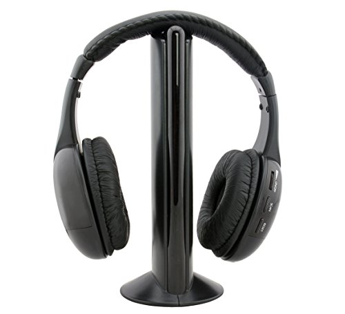 5 Core HD-1 5C-FM198 Bluetooth Headphone