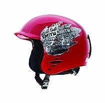 Smith Optics Junior Upstart Helmet (Youth Medium/53-58cm, Red Fader)