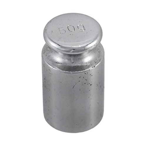 Private Label 50 Gram Chrome Scale Calibration Weight