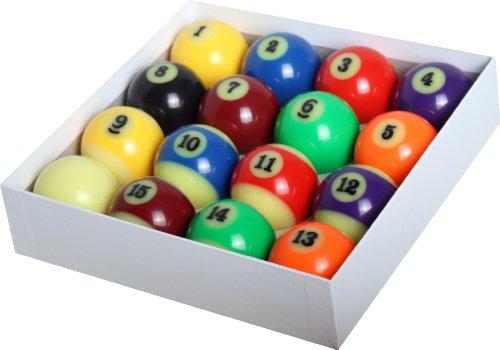 Find Discount Empire USA Billiard Glow in the Dark Ball Set, 2.25-Inch