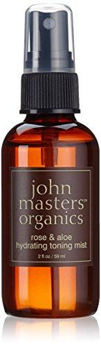 John Masters Organics rose and aloe hydrating toning mist, Feuchtigkeitsspray fürs Gesicht, 59 ml thumbnail