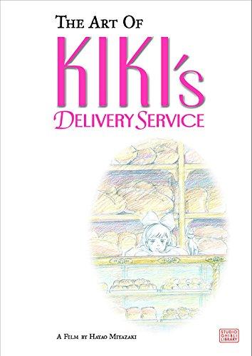 The Art of Kiki's Delivery Service (Studio Ghibli Library)