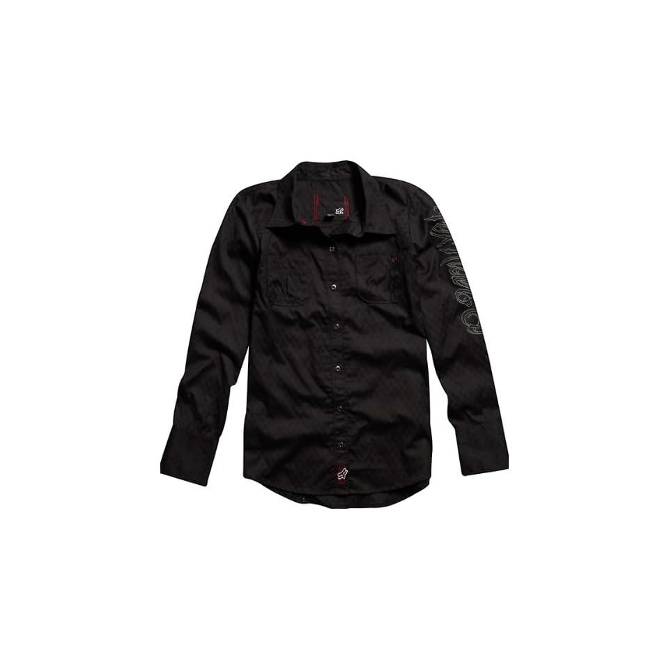 Fox Racing Procrastinator Shirt Black S