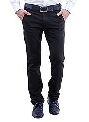 La MODE Men Casual Cotton(Streatchable) Trouser(LA02306_B70195-34)