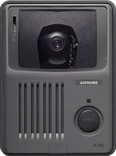 Aiphone Ja-Dac Surface-Mount Audio/Video Door Station With Camera Controls, For Use With Ja Series Audio/Video Intercom System front-954978