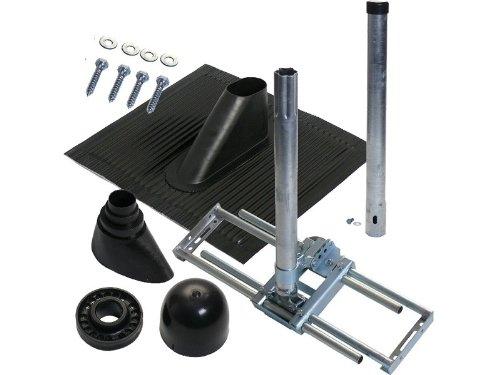 assat-59130-dachsparren-montageset-fur-antennen-100-cm-schwarz