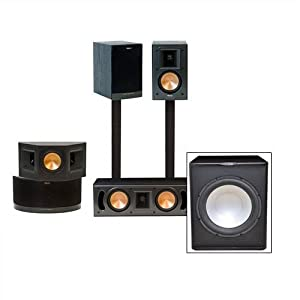 Klipsch RB-41II Home Theater System-FREE SUB