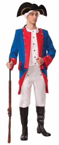 Deluxe Colonial General Costume