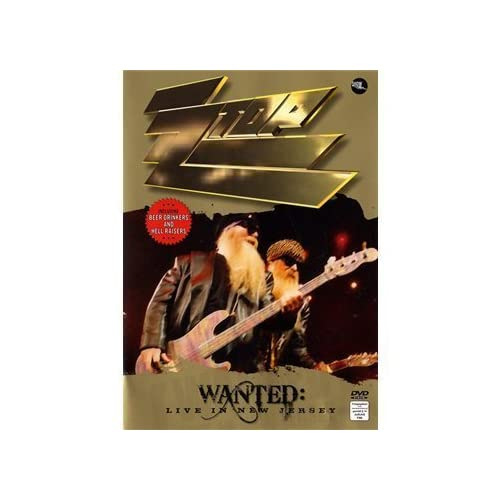 ZZ Top - Wanted - Live In New Jersey (DVD) 41yIAyGn-DL._SS500_