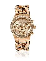 So&Co New York Reloj de cuarzo Rose Tone Chain Bracelet Rosado
