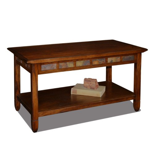 Coffee Table From Leick Furniture Inc Industrial Styles On Wheels