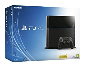 Playstation 4: Lauch Edition with Call of Duty Ghost