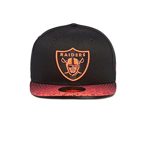 New Era -  Cappellino da baseball  - Uomo nero/rosso 7