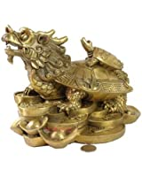 銅製「龍亀(小)」